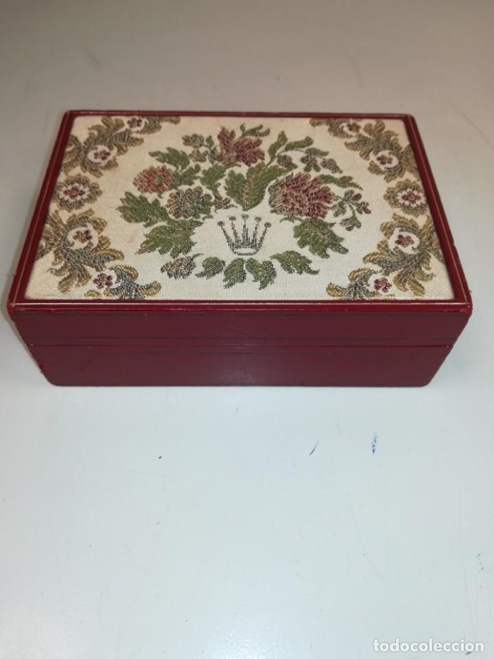 Relojes - Rolex: Caja original para reloj Rolex Geneve Suisse 60.01.2 - Foto 3 - 176309592