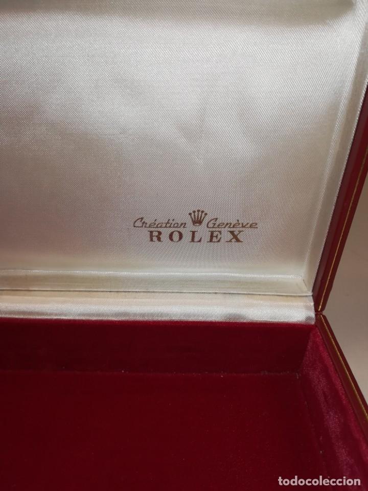 Relojes - Rolex: Caja original para reloj Rolex Geneve Suisse 60.01.2 - Foto 4 - 176309592