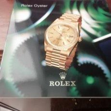 Relojes - Rolex: CATÁLOGO ROLEX. Lote 182832455