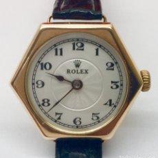 Relojes - Rolex: ROLEX ORO VINTAGE SEÑORA-EXCELENTE ESTADO. Lote 126603035