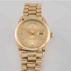 Relojes - Rolex: FANTASTICO ROLEX DE ORO Y BRILLANTES. Lote 182951166