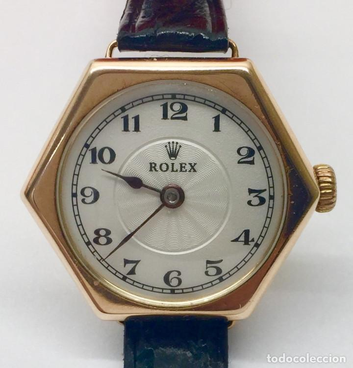 ROLEX ORO VINTAGE MUJER. (Relojes - Relojes Actuales - Rolex)