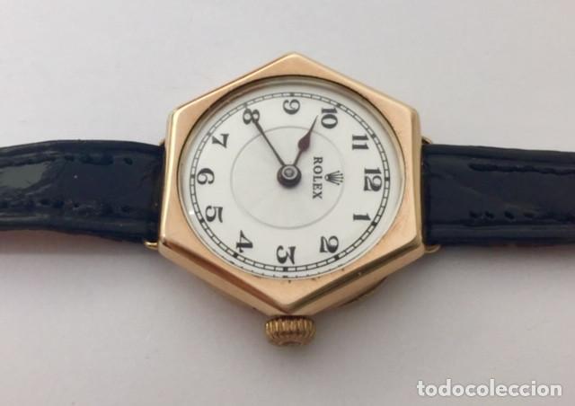 Relojes - Rolex: ROLEX ORO VINTAGE MUJER. - Foto 2 - 183743406