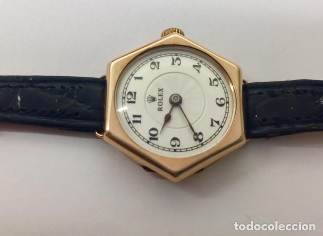 Relojes - Rolex: ROLEX ORO VINTAGE MUJER. - Foto 3 - 183743406