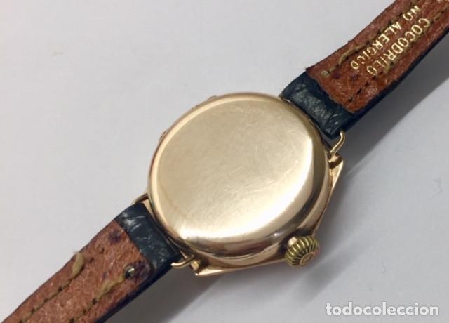 Relojes - Rolex: ROLEX ORO VINTAGE MUJER. - Foto 4 - 183743406