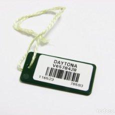 Relojes - Rolex: ROLEX GREEN HANG TAG 116523 // ETIQUETA ROLEX DAYTONA. Lote 187580577
