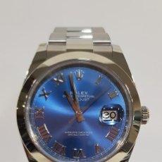 Relojes - Rolex: RELOJ ROLEX DATEJUST 126300. Lote 189579056
