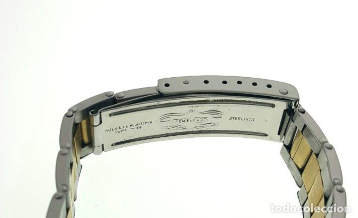 Relojes - Rolex: ROLEX EDIC.ESPECIAL-VINTAGE ORO18KTS-ACERO-COMO NUEVO - Foto 4 - 189602603