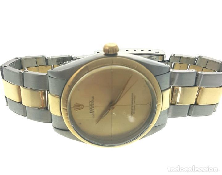 Relojes - Rolex: ROLEX EDIC.ESPECIAL-VINTAGE ORO18KTS-ACERO-COMO NUEVO - Foto 5 - 189602603