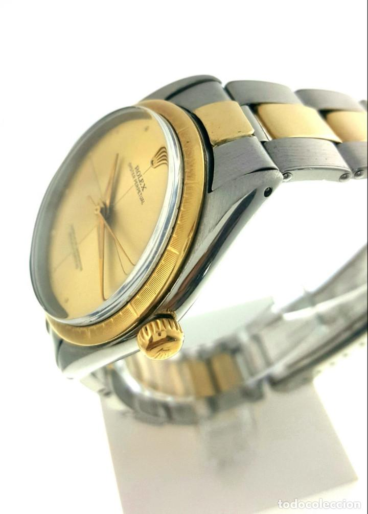 Relojes - Rolex: ROLEX EDIC.ESPECIAL-VINTAGE ORO18KTS-ACERO-COMO NUEVO - Foto 2 - 190043995
