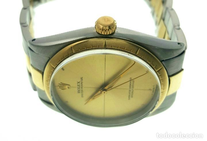 Relojes - Rolex: ROLEX EDIC.ESPECIAL-VINTAGE ORO18KTS-ACERO-COMO NUEVO - Foto 3 - 190043995