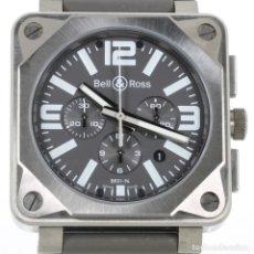 Relojes - Rolex: BELL & ROSS BR01-94 CRONÓGRAFO TITANIO. Lote 190901840