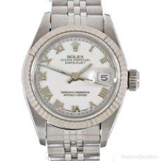 Relojes - Rolex: ROLEX DATEJUST MUJER REF. 69174. Lote 192911572