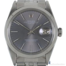 Relojes - Rolex: ROLEX DATE REF 1500 GRIS 1969. Lote 193013306