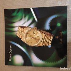 Relojes - Rolex: CATÁLOGO ROLEX. Lote 196234906