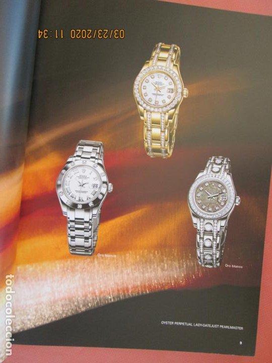 Relojes - Rolex: CATÁLOGO ROLEX - RELOJERÍA EL CRONÓMETRO - SEVILLA. - Foto 2 - 198250406