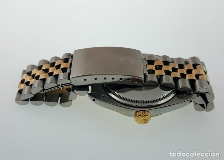 Relojes - Rolex: ROLEX OYSTER DATE JUST-REF.1570-ACERO Y ORO 18K ¡¡COMO NUEVO!! - Foto 6 - 95092571