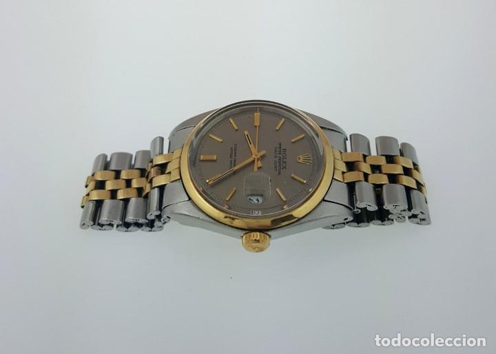 Relojes - Rolex: ROLEX EDIC.ESPECIAL-REF.1570-ORO18KTS-ACERO-¡¡COMO NUEVO!! - Foto 3 - 202724567