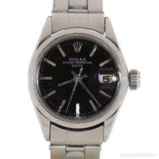 Relojes - Rolex: ROLEX DATE MUJER REF. 6519 AÑO 1969. Lote 205782175