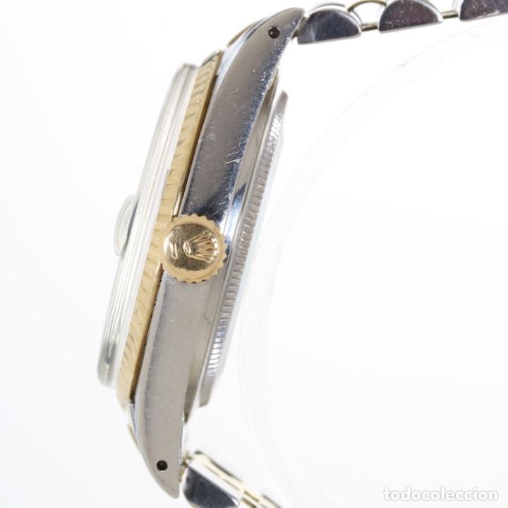 Relojes - Rolex: Rolex Datejust Acero y Oro Caja/Papeles 1974 ref.1601 - Foto 4 - 206215623