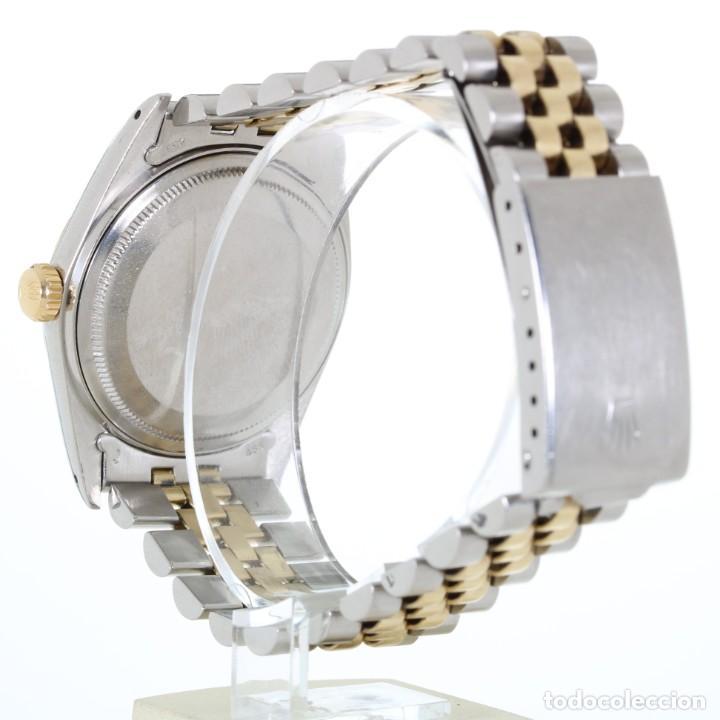 Relojes - Rolex: Rolex Datejust Acero y Oro Caja/Papeles 1974 ref.1601 - Foto 5 - 206215623