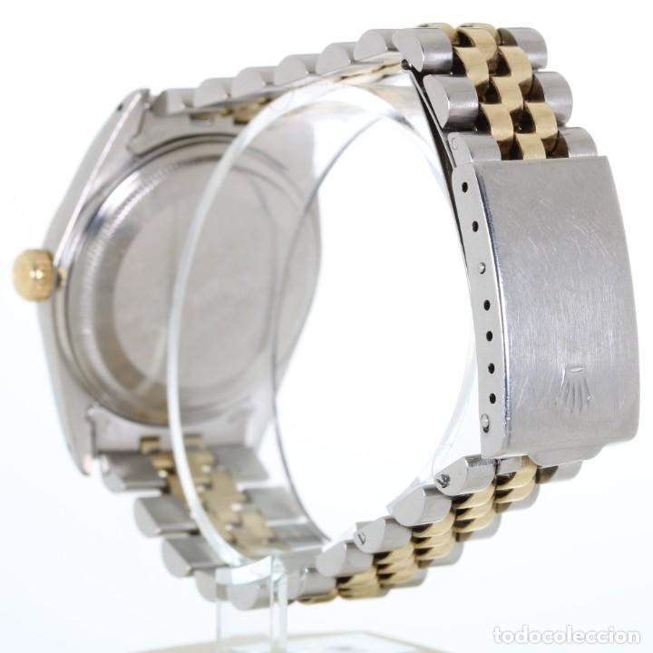 Relojes - Rolex: Rolex Datejust Acero y Oro Caja/Papeles 1974 ref.1601 - Foto 6 - 206215623