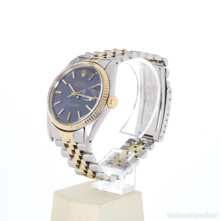 Relojes - Rolex: Rolex Datejust Acero y Oro Caja/Papeles 1974 ref.1601 - Foto 7 - 206215623