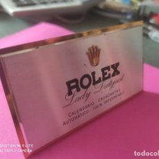 Relojes - Rolex: DISPLAY ROLEX. Lote 209215221