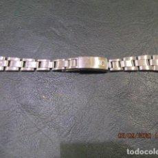 Relojes - Rolex: PULSERA RELOJ ROLEX SRA ACERO ANTIGUA. Lote 217129988