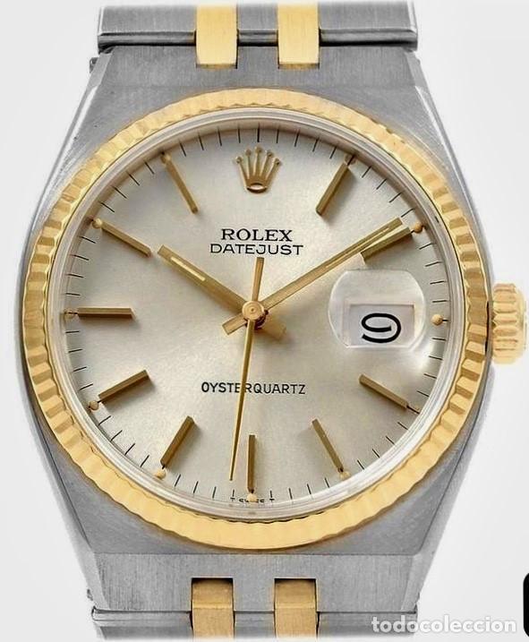 ROLEX DATEJUST-EDICION 1.000 UNIDADES-ORO 18K Y ACERO ¡¡COMO NUEVO!! (Relojes - Relojes Actuales - Rolex)