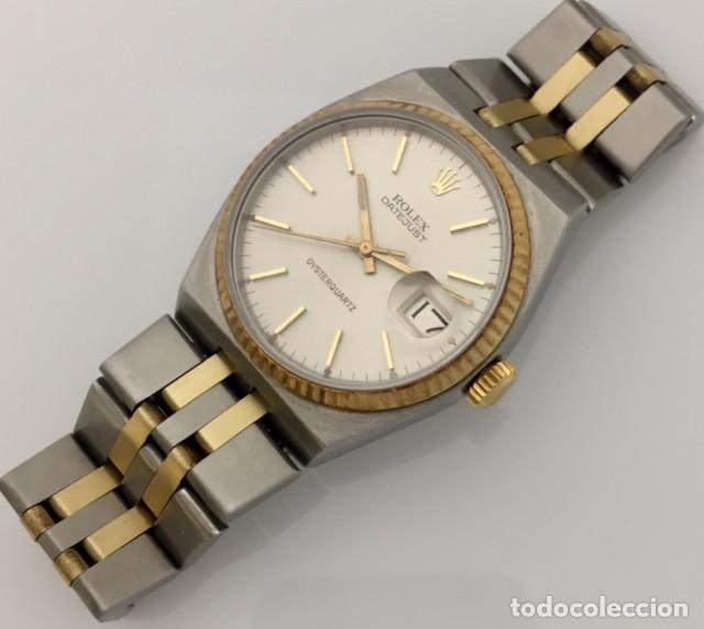Relojes - Rolex: ROLEX DATEJUST-EDICION 1.000 UNIDADES-ORO 18K Y ACERO ¡¡COMO NUEVO!! - Foto 2 - 105225327