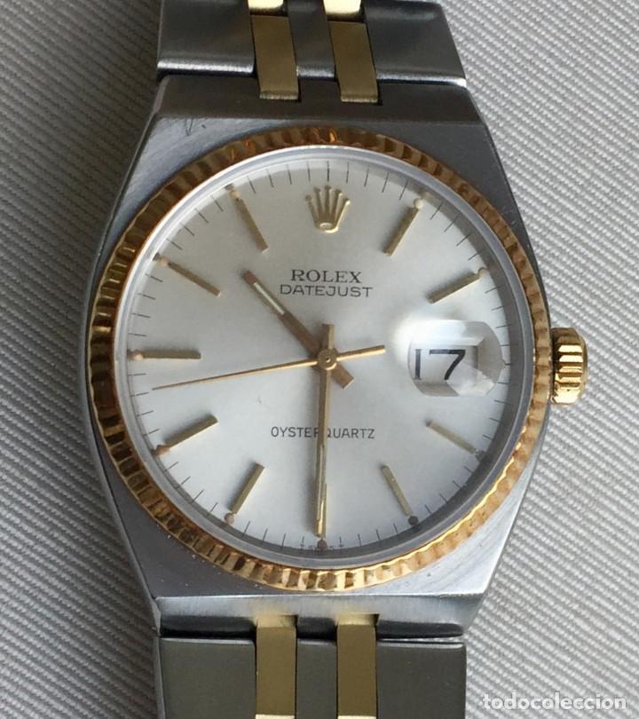 Relojes - Rolex: ROLEX DATEJUST-EDICION 1.000 UNIDADES-ORO 18K Y ACERO ¡¡COMO NUEVO!! - Foto 5 - 105225327