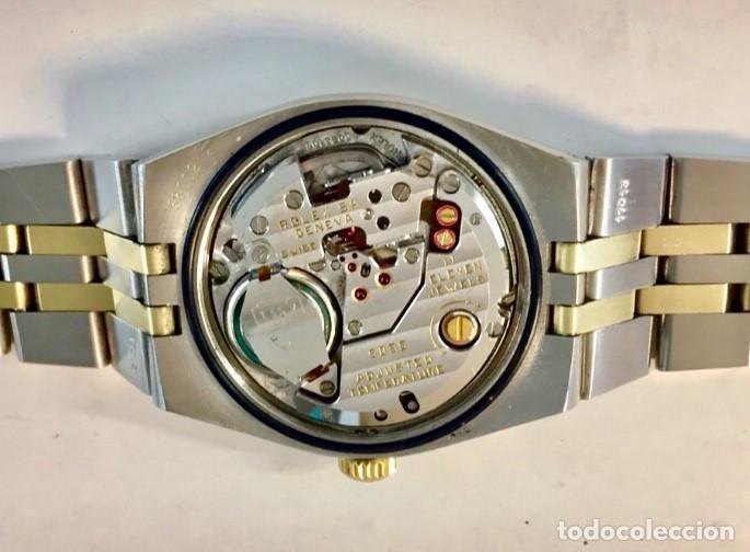 Relojes - Rolex: ROLEX DATEJUST-EDICION 1.000 UNIDADES-ORO 18K Y ACERO ¡¡COMO NUEVO!! - Foto 4 - 105225327