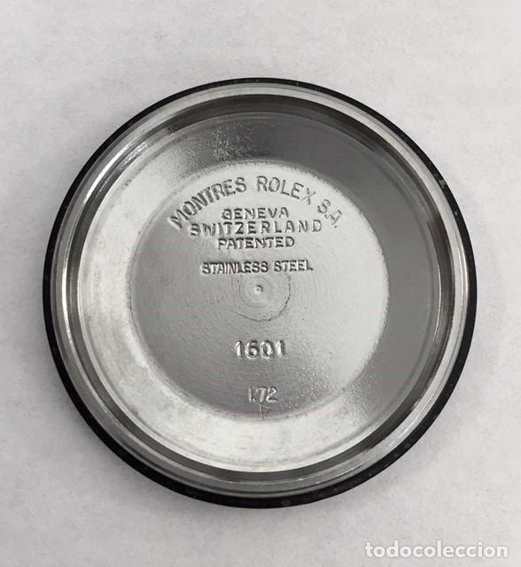 Relojes - Rolex: ROLEX OYSTER DATE JUST-REF.1570-ACERO Y ORO 18K ¡¡COMO NUEVO!! - Foto 9 - 95092571