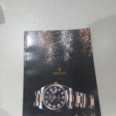 Relojes - Rolex: CATÁLOGO RELOJ ROLEX ANTIGUOS . VER FOTOS. Lote 217654416