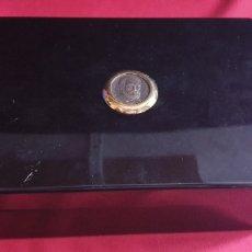 Relojes - Rolex: PRECIOSA CAJA ROLEX CON MEDALLA BENVENUTO CELLINI. Lote 222056915