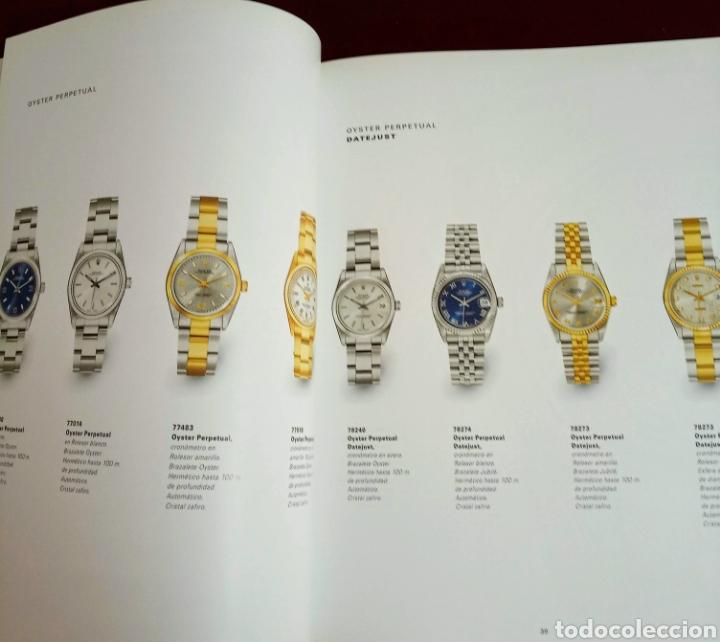 Relojes - Rolex: CATÁLOGO OFICIAL ROLEX OYSTER PERRETUAL - Foto 6 - 222145156