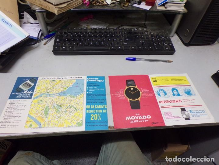 Relojes - Rolex: dos hojas años 70 publicidad relojes rolex zenith y otros - Foto 3 - 223742122