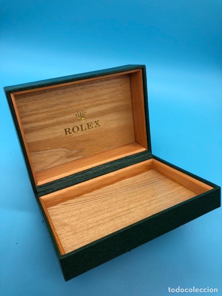 CAJA RELOJ ROLEX (Relojes - Relojes Actuales - Rolex)