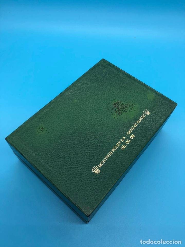 Relojes - Rolex: Caja reloj ROLEX 68.00.08 - Foto 5 - 224634993