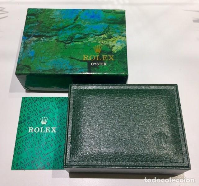 Relojes - Rolex: ROLEX GMT MASTER (PEPSI) COMO NUEVO. ¡¡ REF.16750 !! - Foto 6 - 207249196