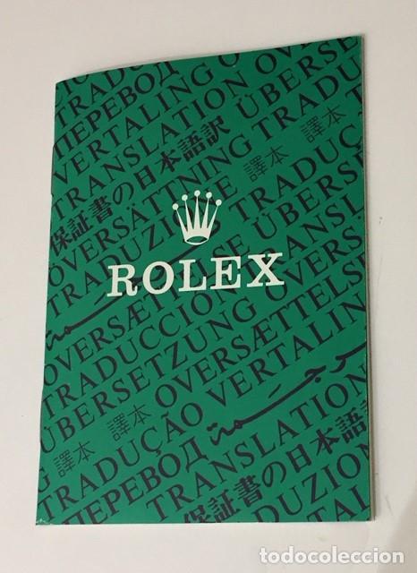 Relojes - Rolex: ROLEX GMT MASTER (PEPSI) COMO NUEVO. ¡¡ REF.16750 !! - Foto 7 - 207249196