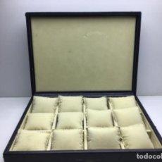 Relojes - Rolex: ANTIGUA CAJA DE RELOJES LONGINES - MIRAR FOTOS ADICIONALES. Lote 226072122
