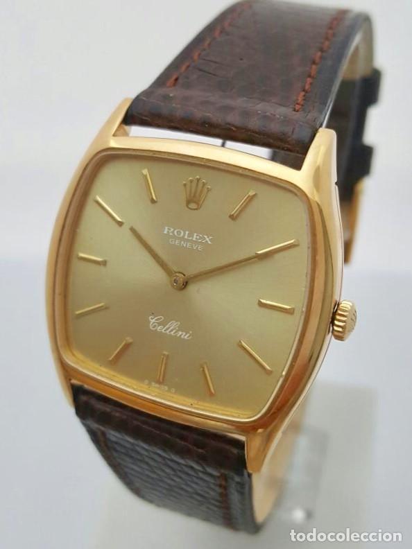 ROLEX CELLINI ORO18KTS. COMO NUEVO (Relojes - Relojes Actuales - Rolex)