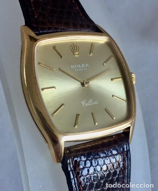 Relojes - Rolex: ROLEX CELLINI ORO18KTS. COMO NUEVO - Foto 3 - 232653335