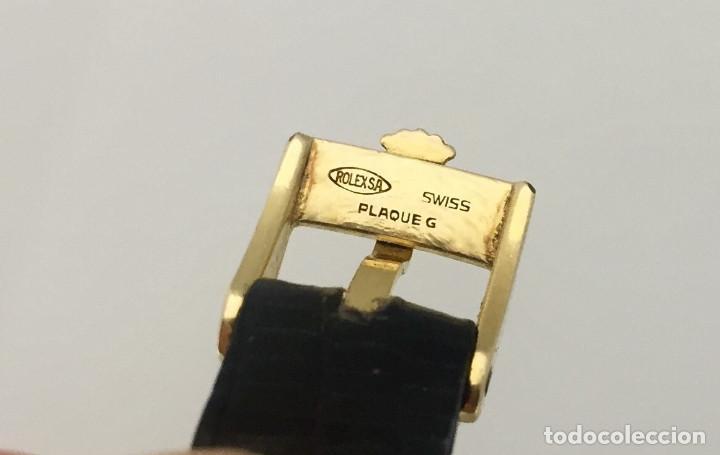 Relojes - Rolex: ROLEX CELLINI ORO18KTS. COMO NUEVO - Foto 4 - 232653335