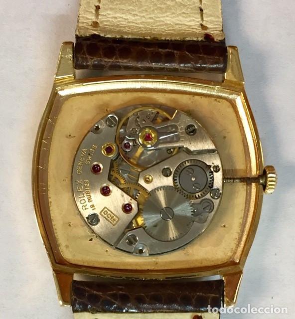 Relojes - Rolex: ROLEX CELLINI ORO18KTS. COMO NUEVO - Foto 6 - 232653335