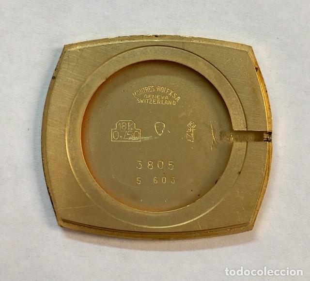 Relojes - Rolex: ROLEX CELLINI ORO18KTS. COMO NUEVO - Foto 7 - 232653335
