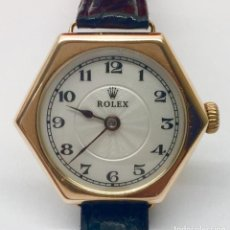 Relojes - Rolex: ROLEX ORO VINTAGE MUJER.. Lote 232654780