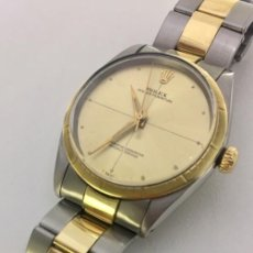 Relojes - Rolex: ROLEX ACERO Y ORO18KTS.EDIC.ESPECIAL-OYSTER PERPETUAL. Lote 232658055